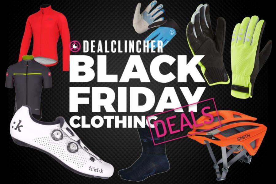 Black Friday 2019 Cycling Clothing Deals