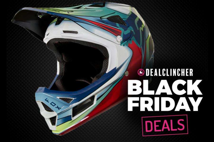 Black Friday Cycling Deals - 50% off FOX Rampage FF Helmet | Cycling