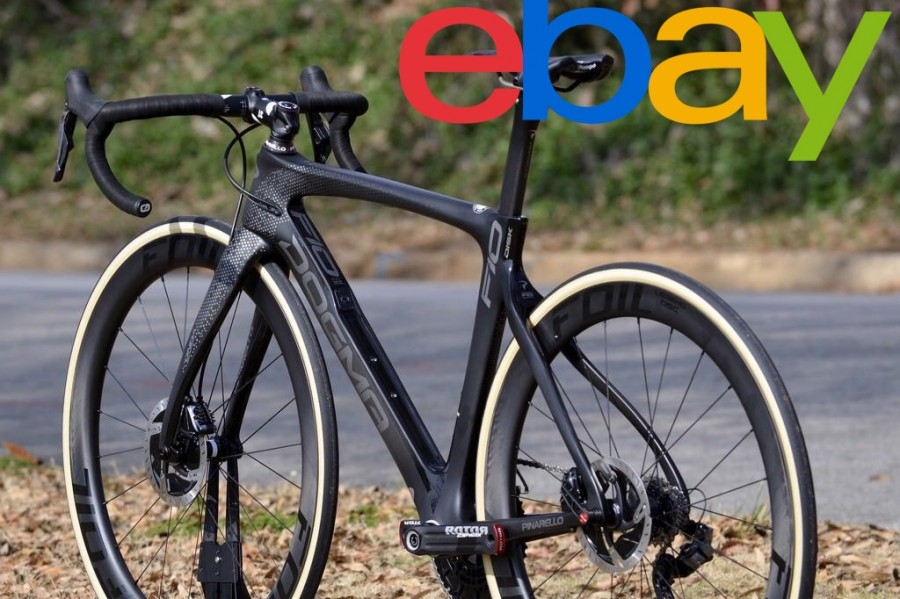 Ebay Bargains Pinarello Dogma F10 Specialized Giant Cannondale Cycling Deals From Dealclincher