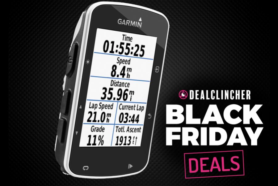 Black Friday Cycling Deals 38 Off Garmin Edge 520 Cycling Deals From Dealclincher